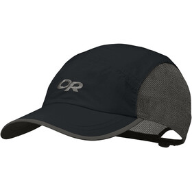 Outdoor Research Swift Casquette, black/dark grey